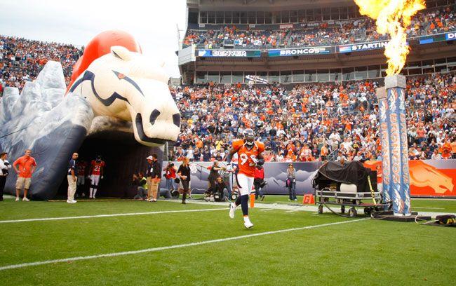 Denver Broncos.... Go Broncos!