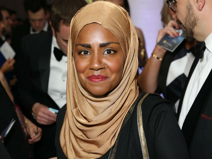 Nadiya Hussain says she has been shoved and had things thrown at her as part of Islamophobic abuse, which she claims gets worse after every terrorist attack committed by Muslim extremists.