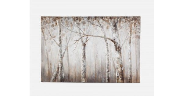 "ARBRE Painting 59"" x 39.5"" None 