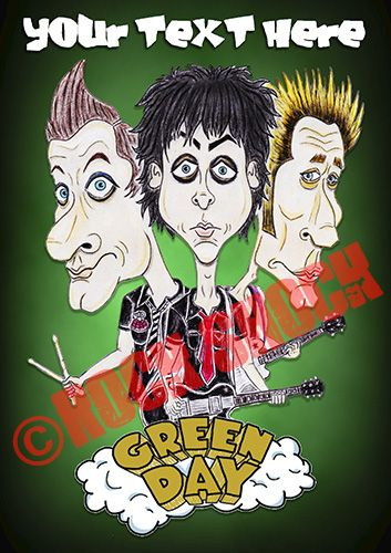 GREEN DAY CARICATURE GREETING CARDS with YOUR PERSONALISED TEXT https://www.etsy.com/uk/listing/484392369/green-day-caricature-greeting-cards?ref=shop_home_active_1 #greenday #personalisedcards #greendaygreetingcards #greendaybirthdaycards #punkrock #greendaycaricature #greendaycartoon #greendayfunnygift #greendaygift #billiejoearmstrong #revolutionradio #americanidiot