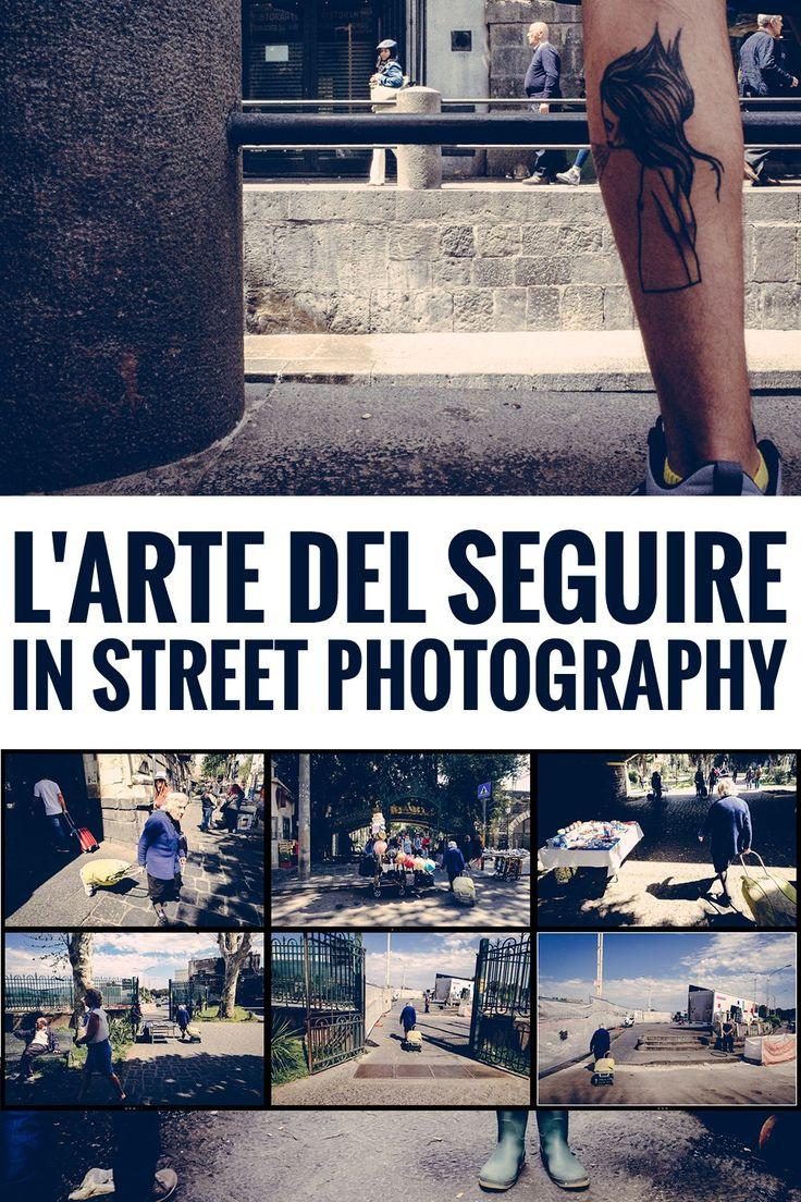 L'arte+del+seguire+nella+fotografia+di+strada+-+street+photography
