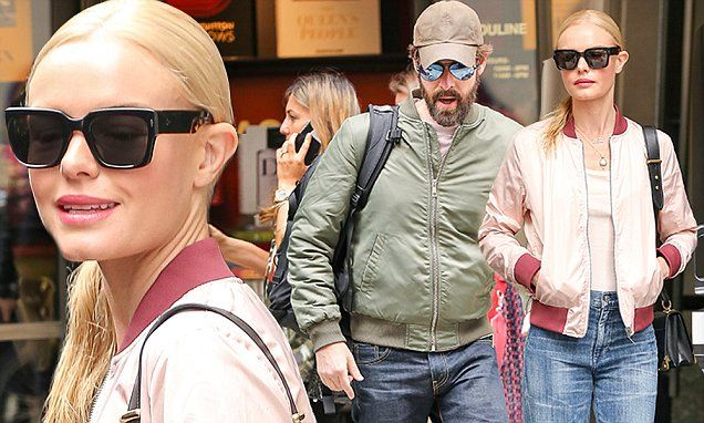 Kate Bosworth leaves NYC after week of fairy tale fashion and romance