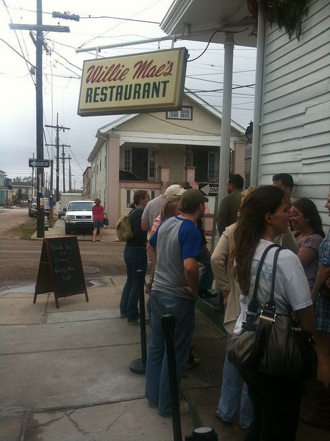"""On my """"New Orleans"""" bucket list. I've heard the fried chicken is amazing..."""