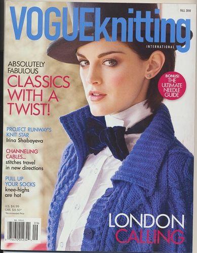 Vogue Knitting  2010