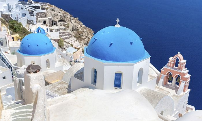 ✈ 9-Day Greek Islands Vacation with Airfare | Groupon