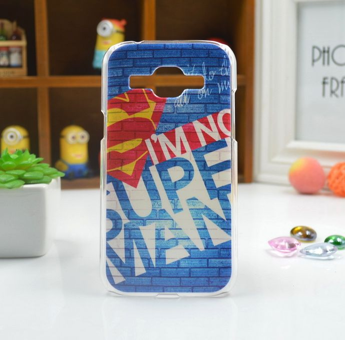 Pouzdro na mobil Samsung Galaxy J1 Superman