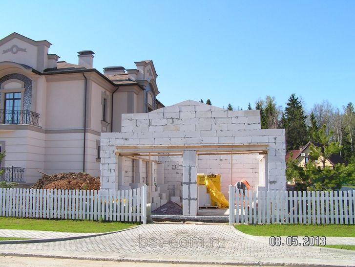 Каменные дома