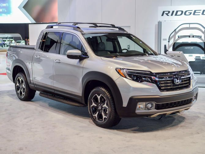 Compared to other trucks in its segment the 2017 Honda Ridgeline's fuel economy trumps the competition! http://www.cnet.com/roadshow/news/2017-honda-ridgeline-fuel-economy-trumps-all-other-mid-size-pickups/