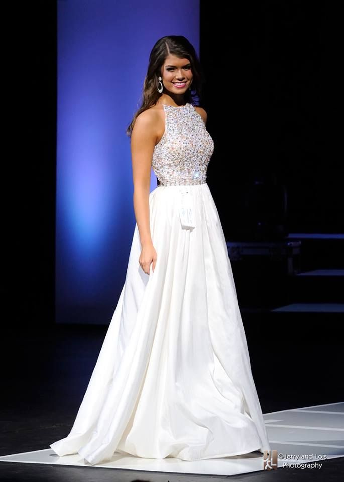 Miss Washington Teen USA 2016 Evening Gown: HIT or MISS | http://thepageantplanet.com/miss-washington-teen-usa-2016-evening-gown-hit-or-miss/