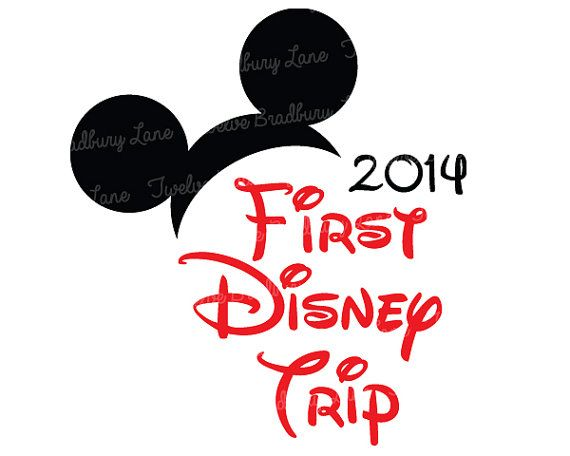 A recollection of my first trip to disney world