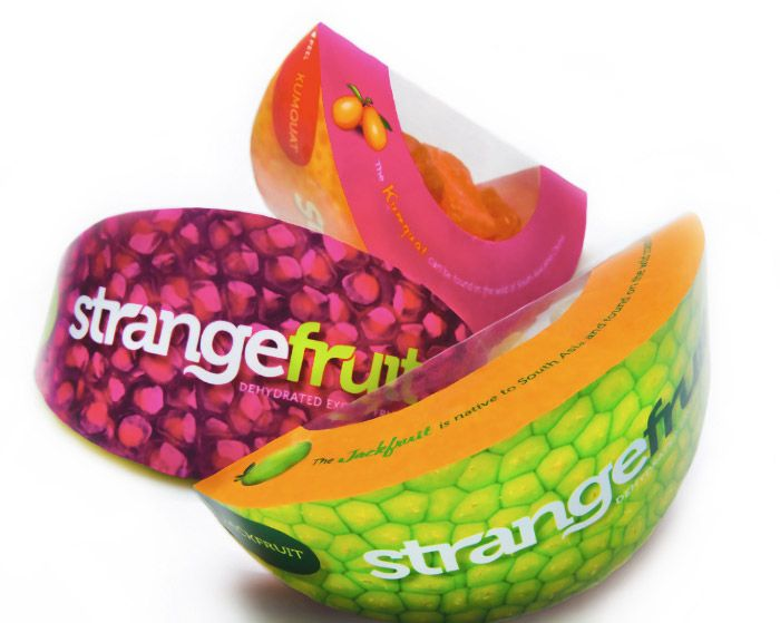 #Fruit #Packaging #Design