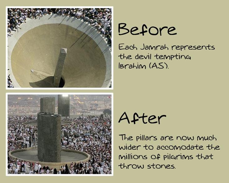 muzdalifah, jamaraat, & udiyah