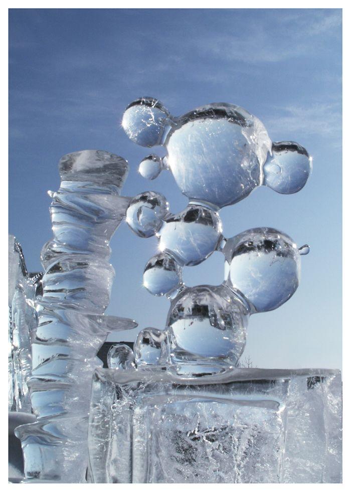 animal snow sculptures - photo #41