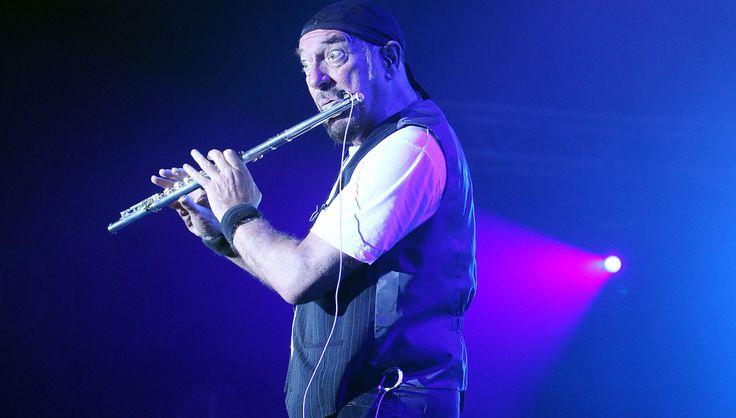 Ian Anderson Announces 50th Anniversary Jethro Tull North American Tour