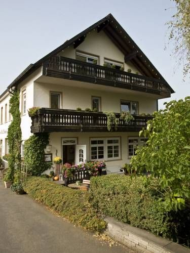 Landhaus Bad Bertrich Bad Bertrich Offering a barbecue and sun terrace, Landhaus Bad Bertrich is situated in Bad Bertrich in the Rhineland-Palatinate Region, 45 km from Trier. Free WiFi is offered throughout the property and free private parking is available on site.
