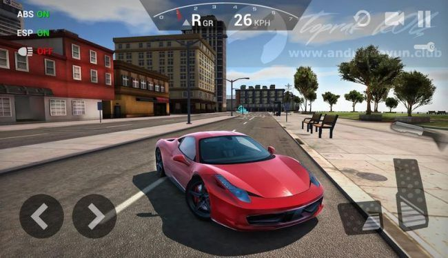Ultimate Car Driving Simulator V2 2 Mod Apk Para Hileli In 2020