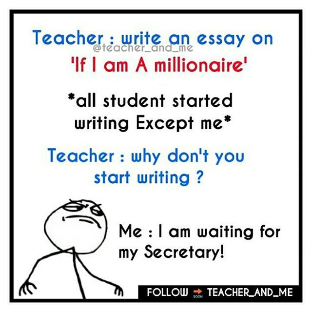 #ATTITUDE #teacher #me #student #study #school #college #classes #exam #studying…