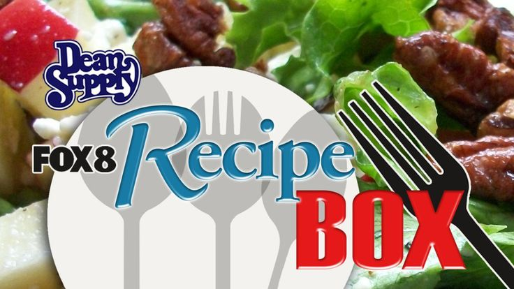 CLEVELAND, Ohio -- It's a salad that's perfectly sweet and salty.  Our good friend and country chef, Lee Ann Miller, is stopping at Fox 8 News to show us how to make this yummy salad that incorporates apples, bacon, pecans and more!  Lee Ann is a friend of Walnut Creek Cheese and you can learn more about the Amish Country store by clicking here.