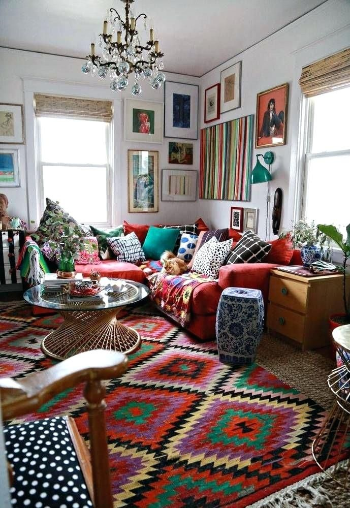 Boho style home decor room chic living parisian chic - Living room interior design styles ...