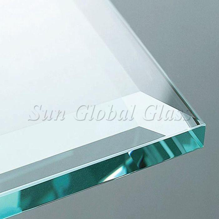 15mm Clear Tempered Glass Top Bevelled Edge Furnitureglasstop 15mmcleartoughenedglasstop Temperedglasstop C Glass Top Table Glass Suppliers Glass Table