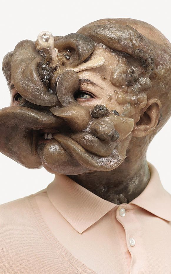 If Your Nightmares Had Nightmares, They'd Look Like These Sculptures