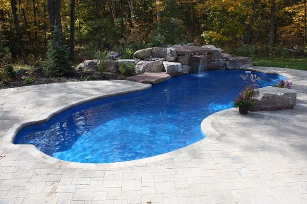 Best 25 fiberglass inground pools ideas on pinterest for Pool design hamilton