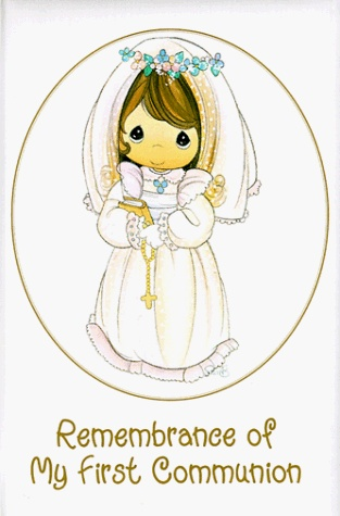 Precious Moments Communion Book for Girls - Book, Communion, Girls, Moments, Precious