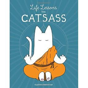 Life Lessons From Catsass £7.99