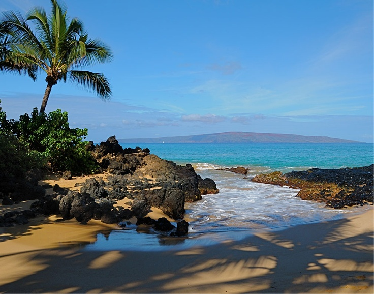 Secret beach in maui the best place to get married for Places to run off and get married