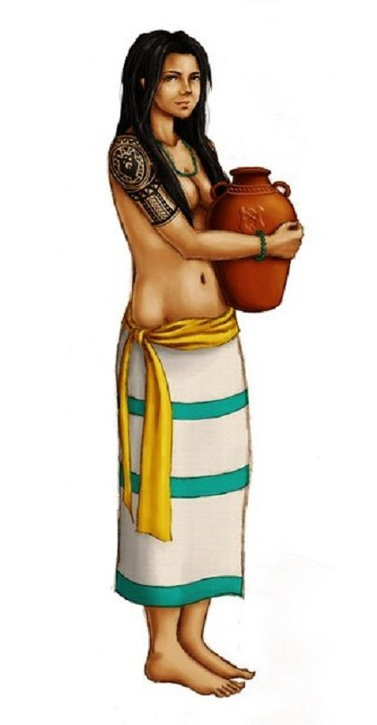 """Probably one of the most intriguing deities of Philippine mythology, Ikapati (or Lakapati) was the Tagalog goddess of fertility. F. Landa Jocano described her as the """"goddess of the cultivated land"""" and the """"benevolent giver of food and prosperity."""""""