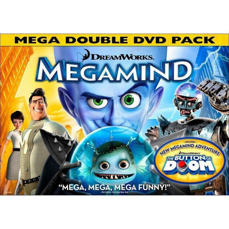 Megamind/Megamind: The Button of Doom (2 Discs)
