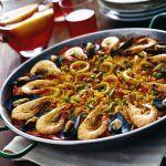 La ricetta della paella sarà semplice da realizzare grazie a Sale&Pepe e preparerai facilmente un piatto unico prelibato.