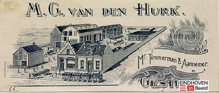 Briefhoofd v.d. Hurk - eindhoveninbeeld.com