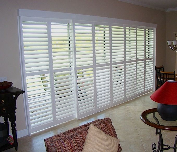 Eclipse Bypass Shutters With Clearview Tilt And Decorative