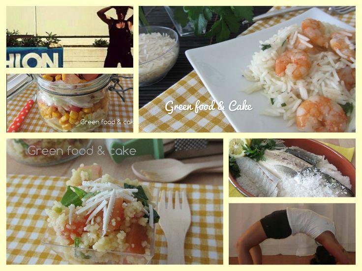Ricette light http://blog.giallozafferano.it/greenfoodandcake/ricette-light/