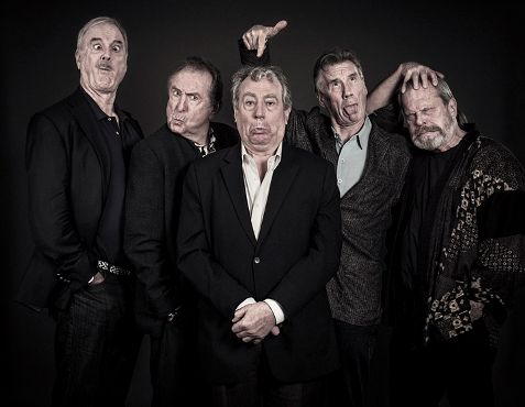 Our DMU graduates go on to do some stunning things. Andy Gotts has photographed some of the most iconic celebrities, including Monty Python!
