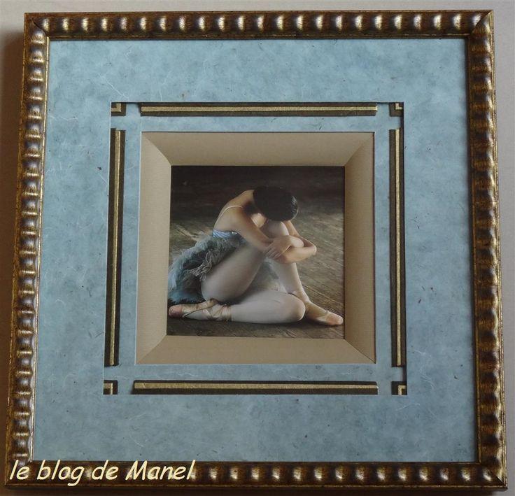 Anne Marie M. / élève de Manel / sous cartes en créneaux  ( tech de Manel publiée dans PC12)
