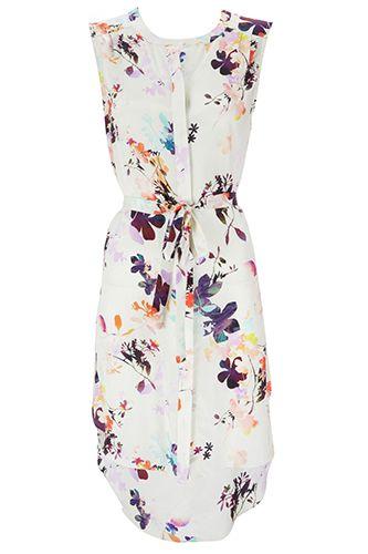 vestido floreado |  verano .