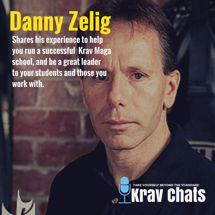 New #KravChats Episode out now! Instructor Danny Zelig from Tactica Krav Maga Institute shares his tips and experience on how to run a successful Krav Maga school, as well as ways to be a great leader for your students and those you work with. Listen here: