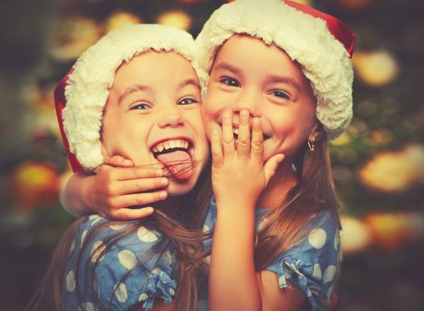 Kinderfragen zu Weihnachten - flunkern ist ausdrücklich erlaubt