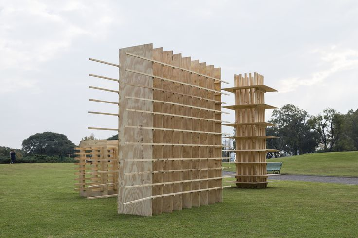 MAQUETA Cristian Mohaded + Juan Fabbri + Ignacio Unrrein + Christian Moroni   #diseño #madera #festival #wood #design #art #arte #fashion #moda