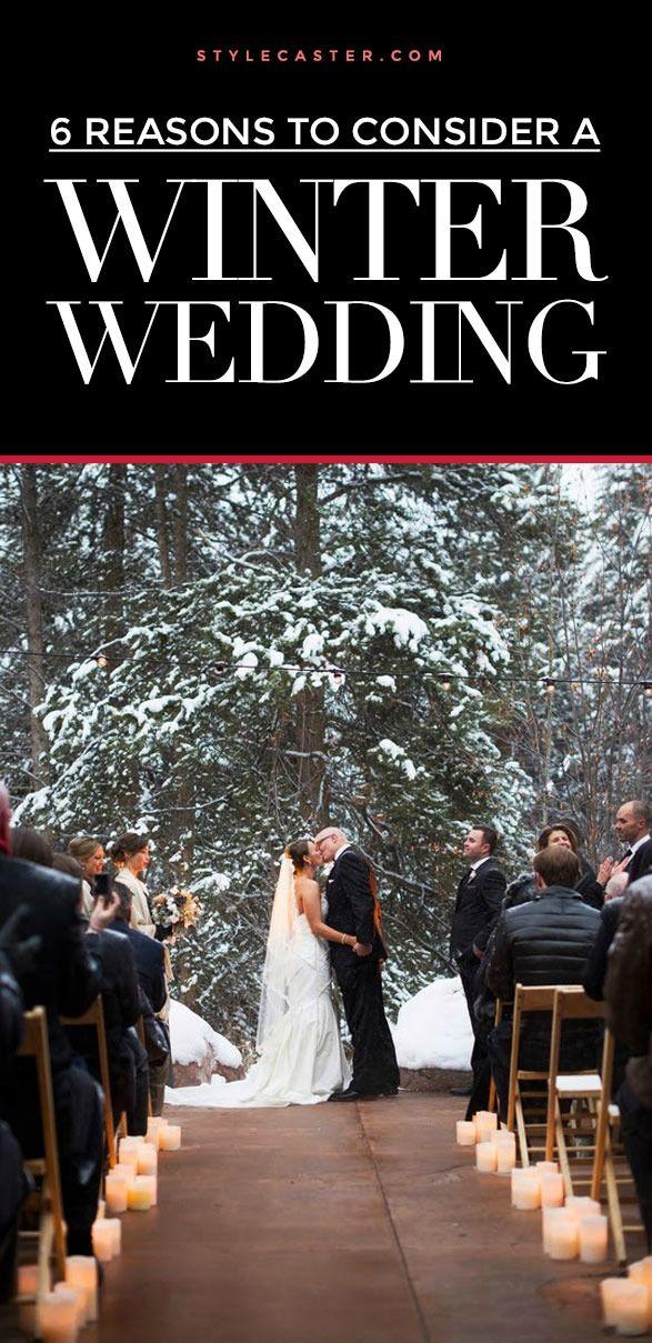 6 MAJOR benefits of having a winter wedding  #weddinginspiration #winterwedding