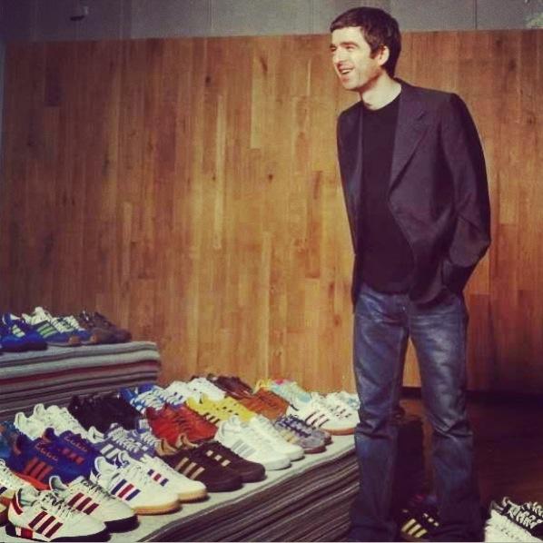 Noel Gallagher - Adidas