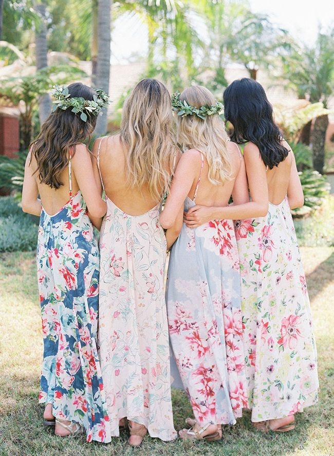 15 Fashion Forward Looks for The Wedding Party - Inspired By This