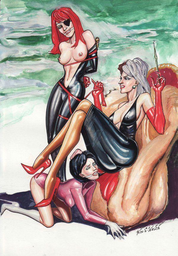 Dalmation erotic art