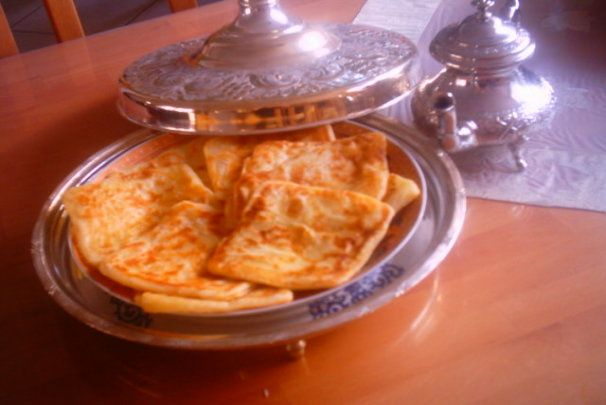 East African chapati recipe - this one calls for warm water. I might try that with the other recipe. Gf flour and coconut oil.