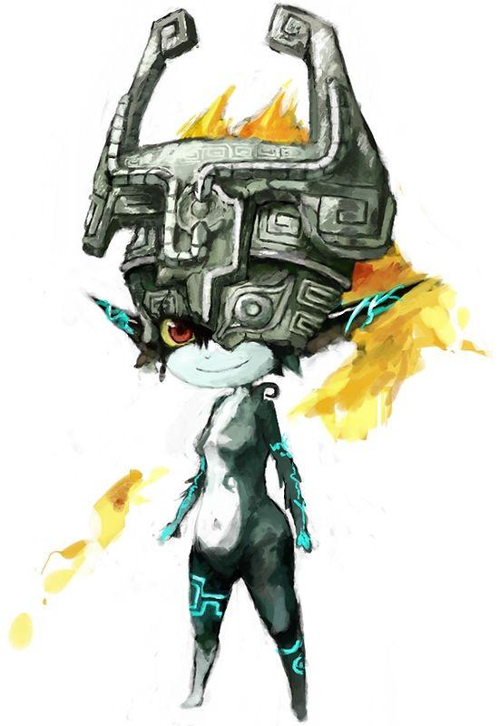 Zelda Twilight Princess Midna 1000+ images about Zel...