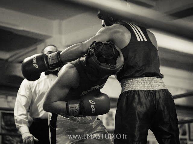 LMAStudio: Incontro di boxe - Palestra Indomita di Roma