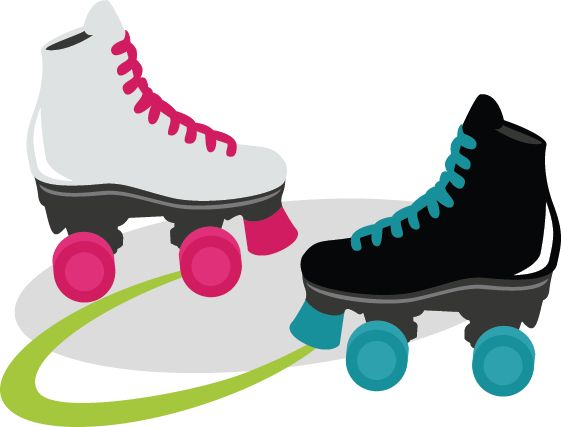 Image result for roller skating pictures clip art