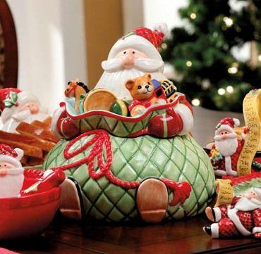 Fitz and Floyd - Santa's Big Day